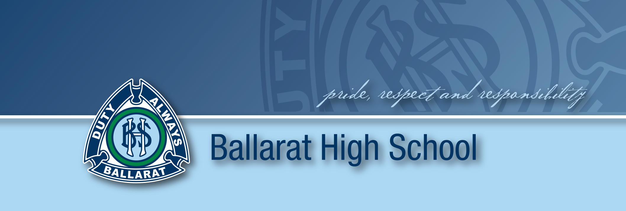 Uniform – Ballarat High School